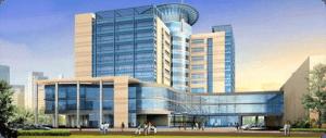 Smart Hospital-Ji'nan Krankenhaus für Mütter und Kinder
