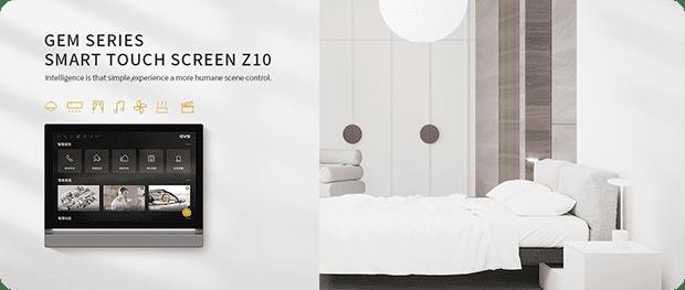 Read more about the article Neueste GVS Produktvorstellung: Das brandneue Z10, ein Display, welches Smart Home & Video Gegensprechanlage verbindet