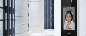 Neues Produkt: Außenstation mit Dual-Kamera-Gesichtserkennung hat Premiere