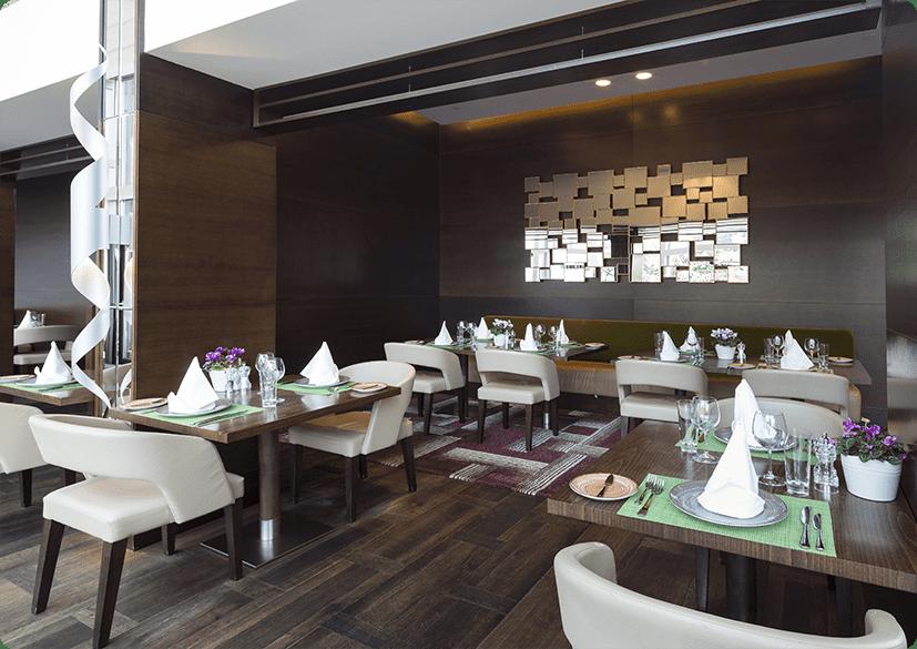 Smartes Restaurant in Hotel