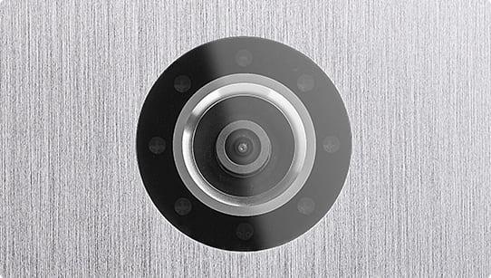 HD-Kamera inkl. LEDs für Nachtsicht