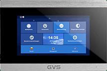 """IP-Wohnungsstation mit 7"""" Touchscreen"""