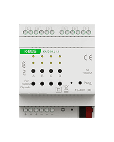 GVS LED Dimmaktor KA/D04.L1.1