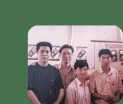 Gründung von GVS als KNX Hersteller