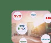 KNX Partner und Hersteller