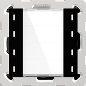 GVS KNX Multifunktions-Tastsensor ADVANCE+ 4-fach Schwarz