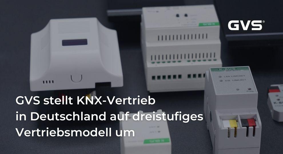 GVS KNX-Zusammenstellung